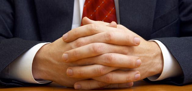 Entretien d'embauche : les gestes à éviter