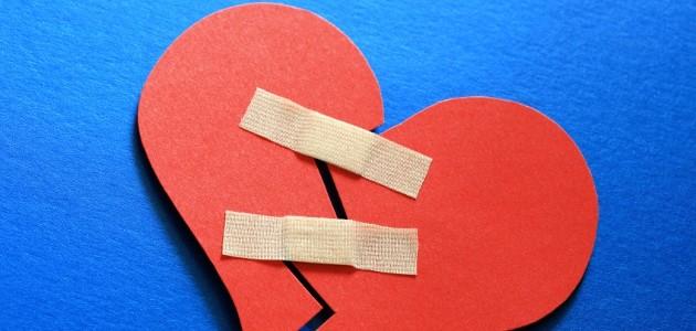 Au secours: chagrin d'amour